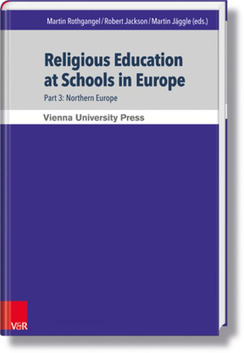 Religious Education at Schools in Europe cover