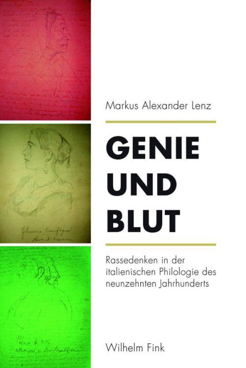 Genie und Blut cover