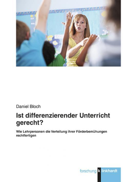 Ist differenzierender Unterricht gerecht? cover