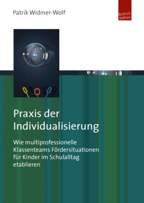 Praxis der Individualisierung cover