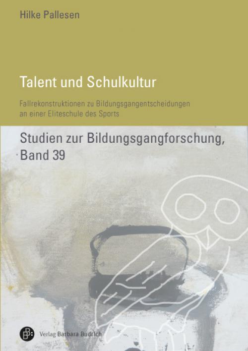 Talent und Schulkultur cover