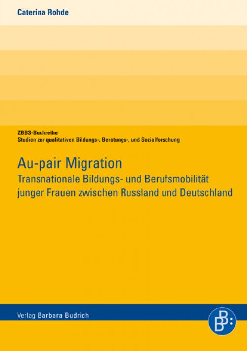 Au-pair Migration cover