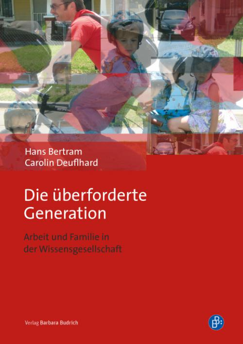 Die überforderte Generation cover
