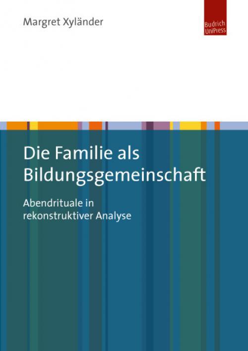 Die Familie als Bildungsgemeinschaft cover