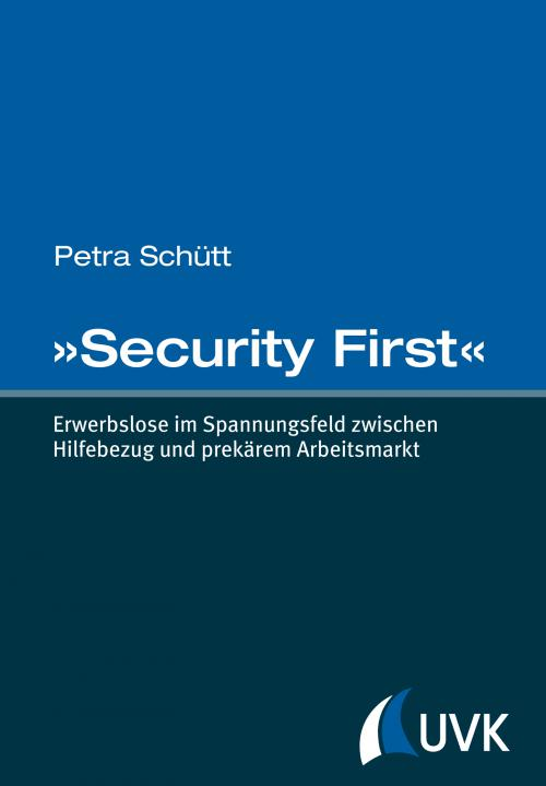 »Security First« cover