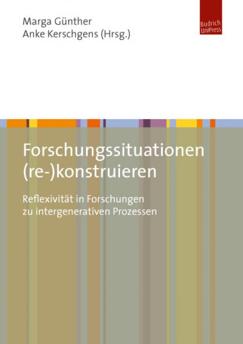 Forschungssituationen (re-)konstruieren cover