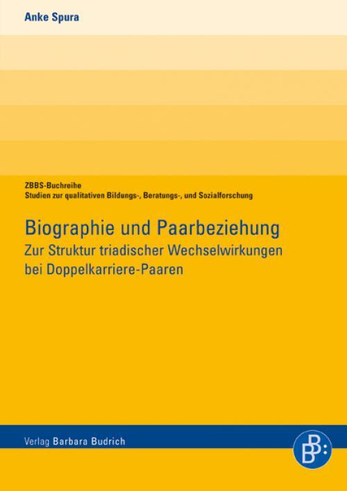 Biographie und Paarbeziehung cover
