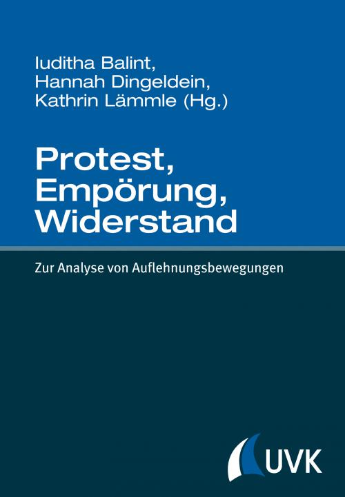 Protest, Empörung, Widerstand cover