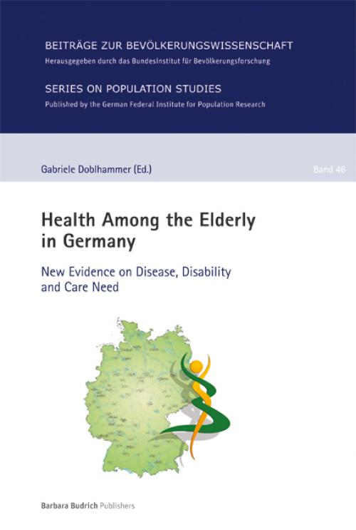 Health Among the Elderly in Germany cover