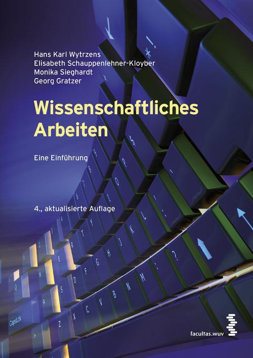 Wissenschaftliches Arbeiten cover