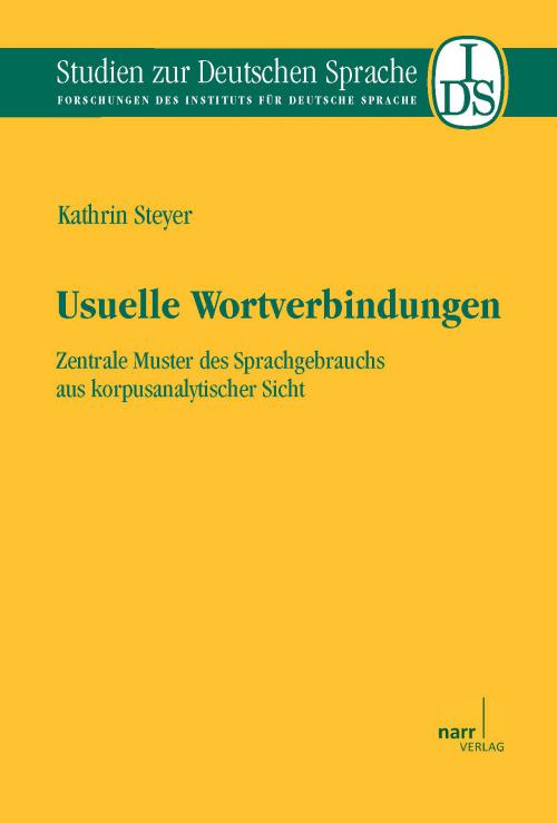 Usuelle Wortverbindungen cover