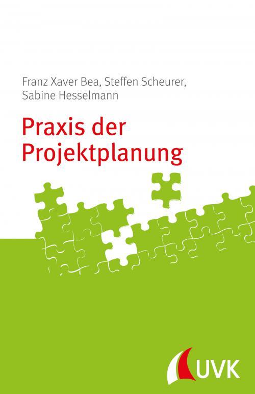 Praxis der Projektplanung cover