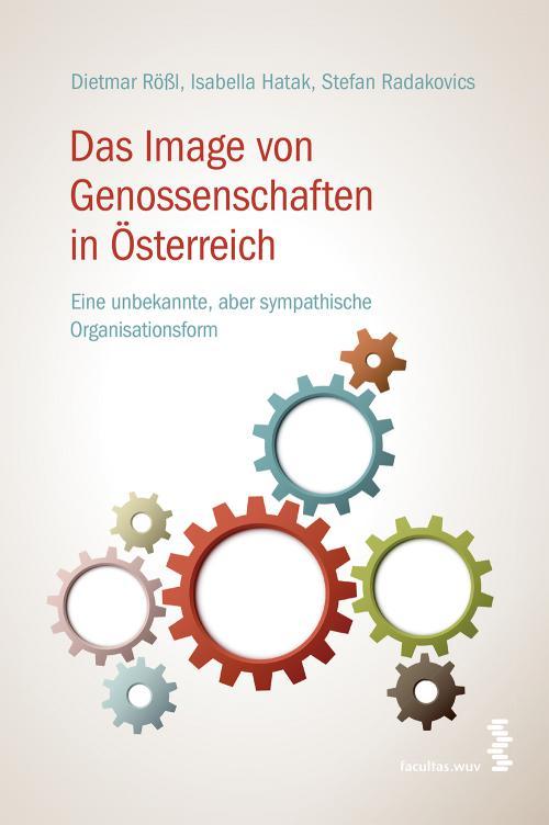 Das Image von Genossenschaften in Österreich cover