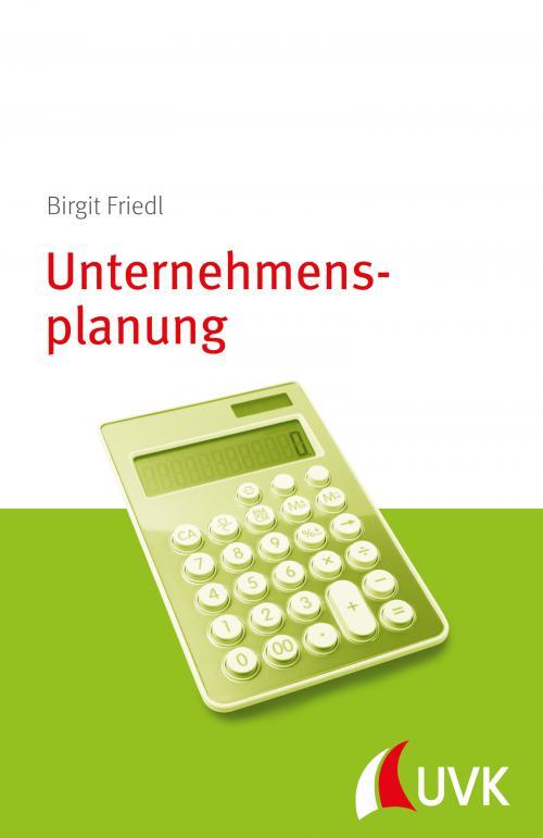 Unternehmensplanung cover