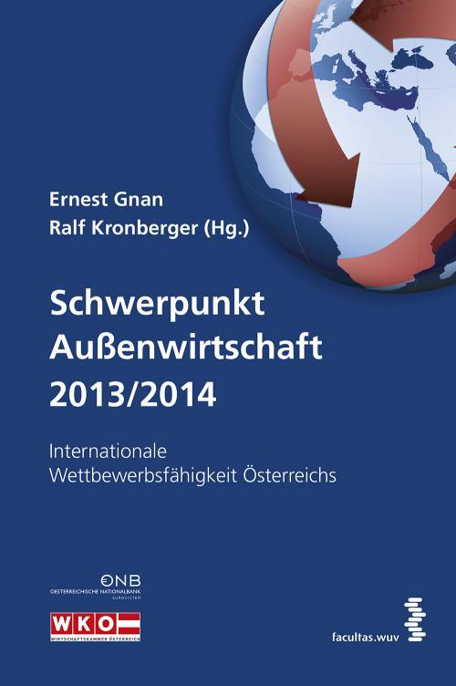 Schwerpunkt Außenwirtschaft 2013/2014 cover