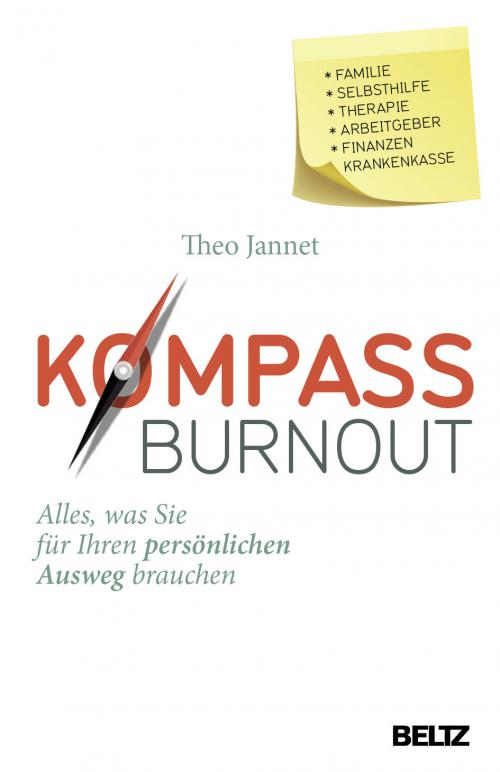 Kompass Burnout cover