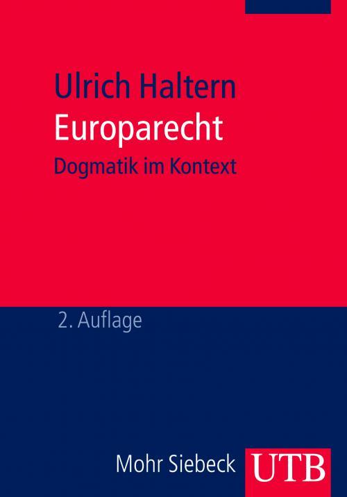 Europarecht cover