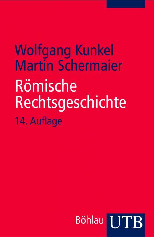 Römische Rechtsgeschichte cover