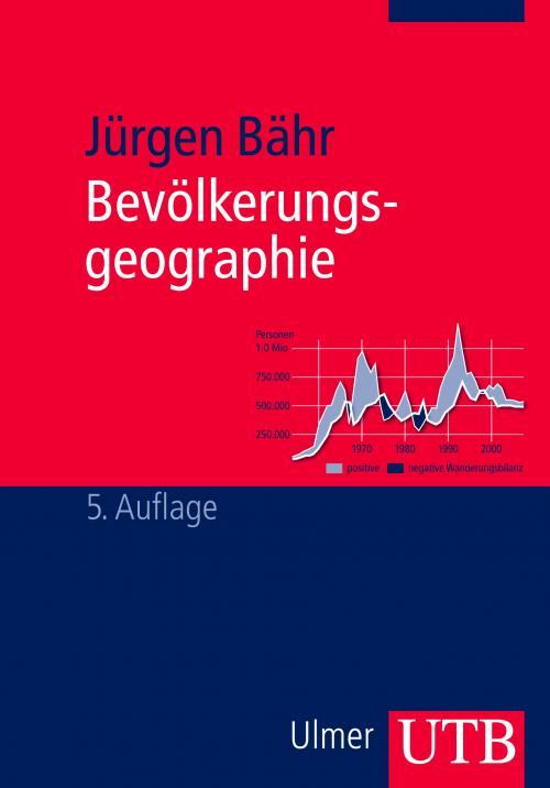 Bevölkerungsgeographie cover