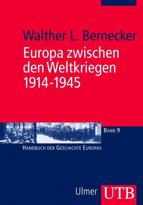 Europa zwischen den Weltkriegen 1914-1945 cover