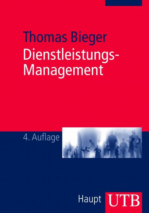Dienstleistungs-Management cover
