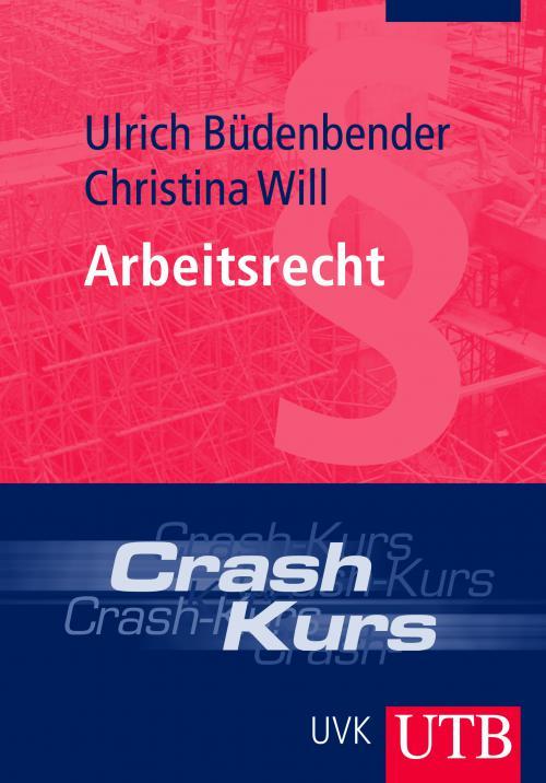 Crash-Kurs Arbeitsrecht cover