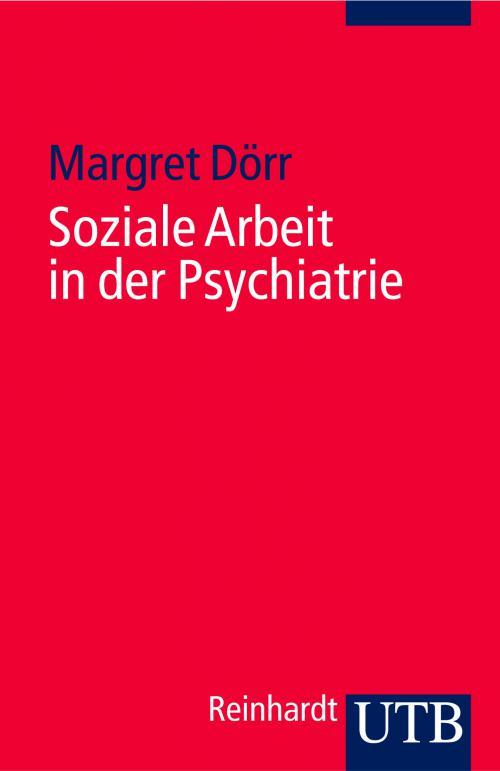Soziale Arbeit in der Psychiatrie cover