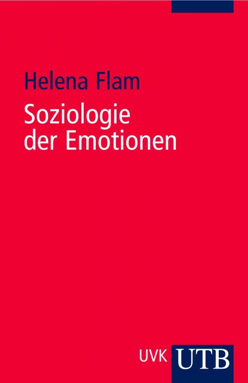 Soziologie der Emotionen cover