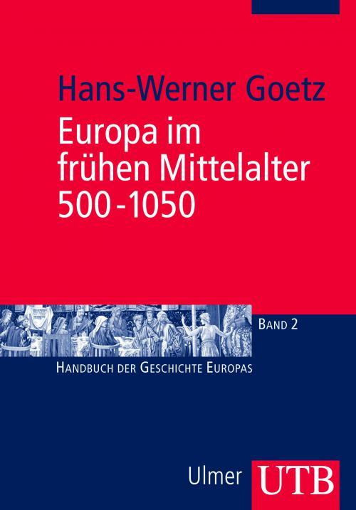 Europa im frühen Mittelalter 500-1050 cover