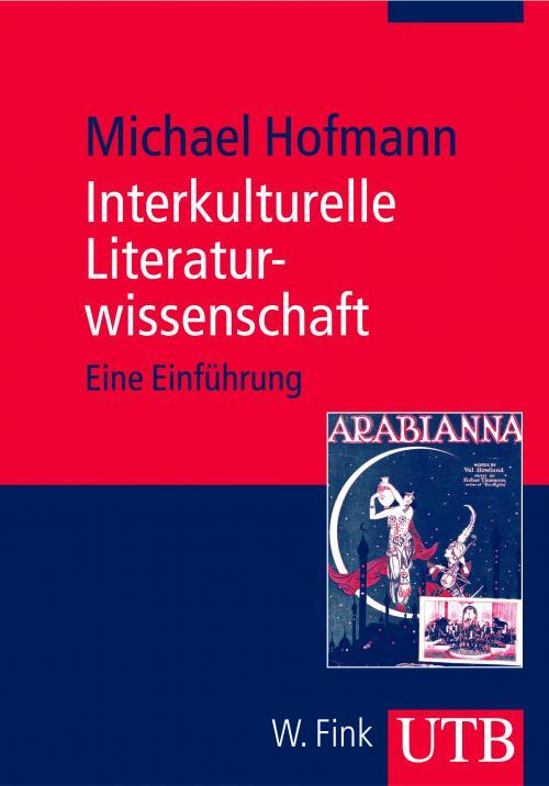 Interkulturelle Literaturwissenschaft cover