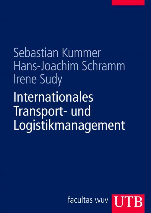 Internationales Transport- und Logistikmanagement cover