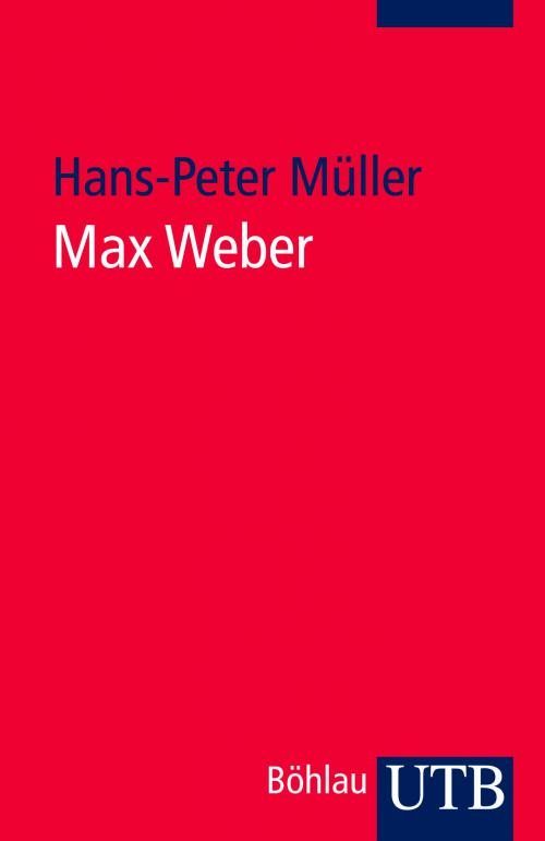 Max Weber cover