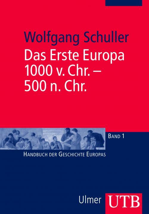 Das Erste Europa, 1000 v. Chr. - 500 n. Chr. cover