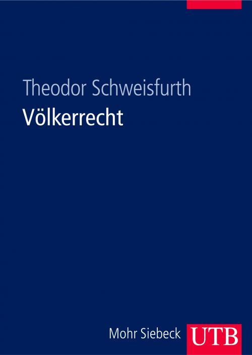 Völkerrecht cover