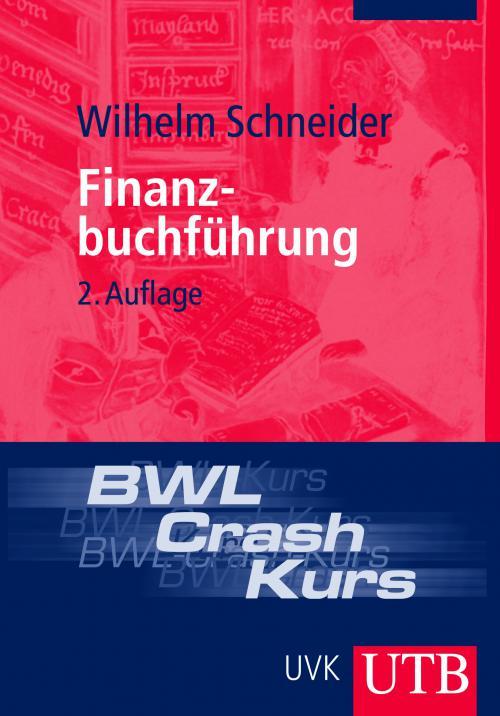 BWL-Crash-Kurs Finanzbuchführung cover