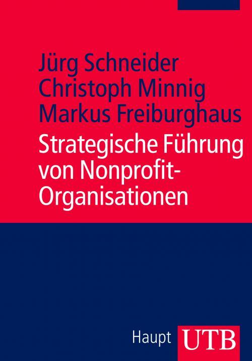 Strategische Führung von Nonprofit-Organisationen cover