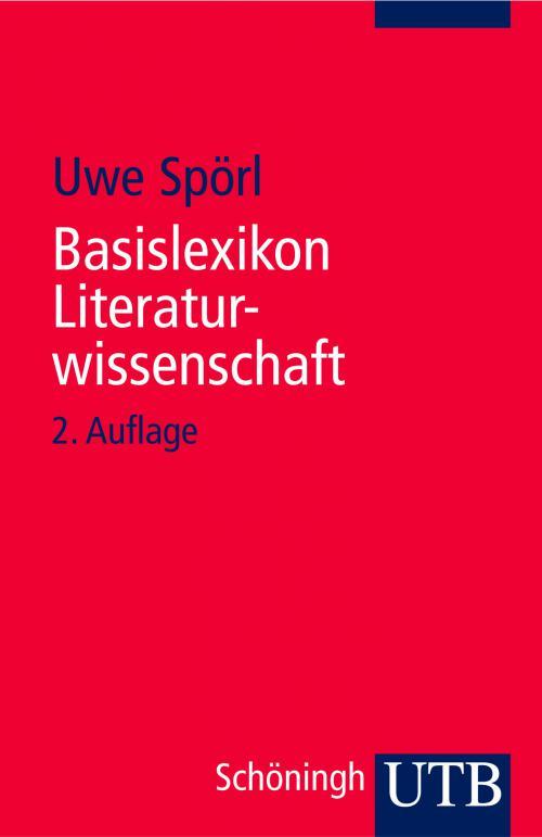 Basislexikon Literaturwissenschaft cover