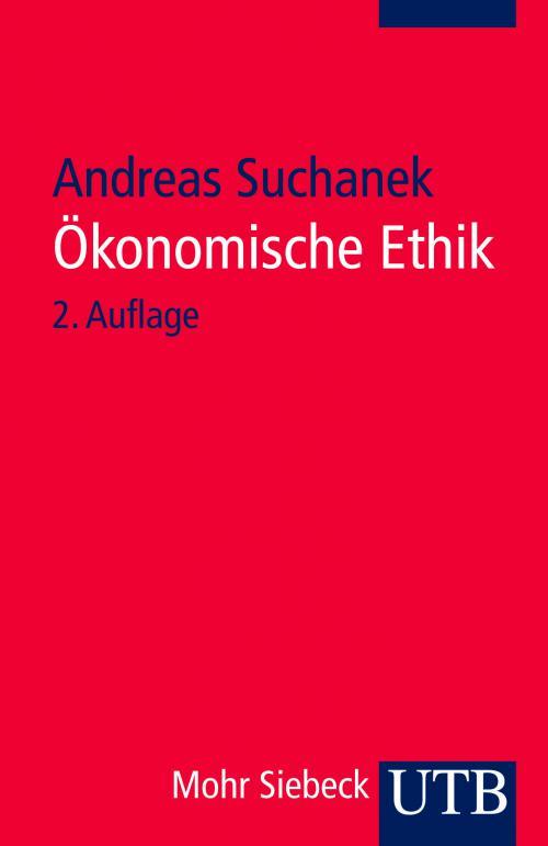 Ökonomische Ethik cover
