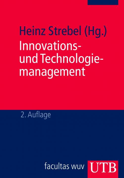 Innovations- und Technologiemanagement cover