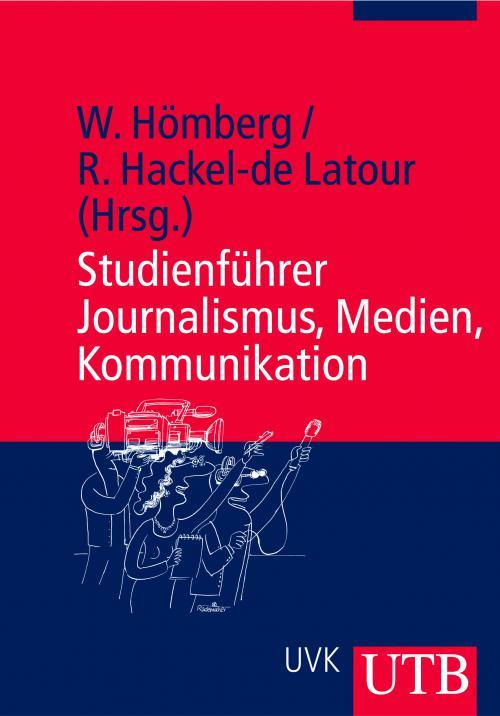 Studienführer Journalismus, Medien, Kommunikation cover