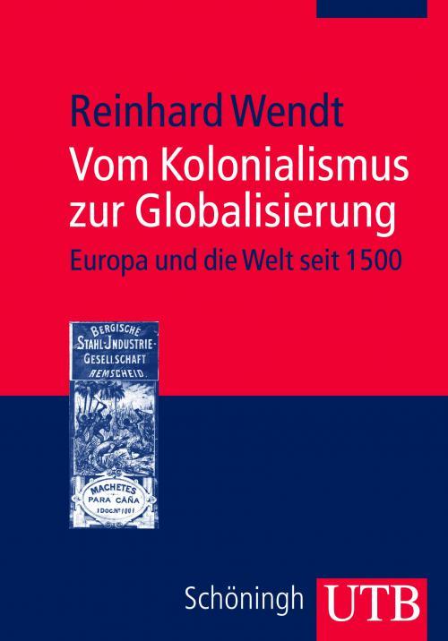 Vom Kolonialismus zur Globalisierung cover