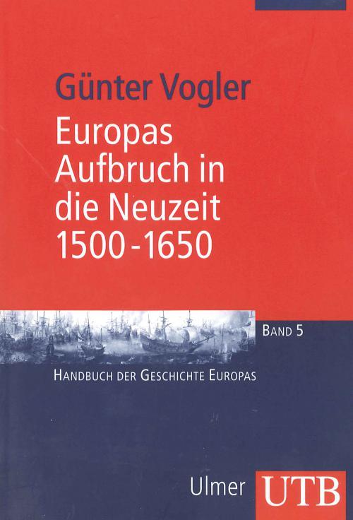 Europas Aufbruch in die Neuzeit, 1500-1650 cover