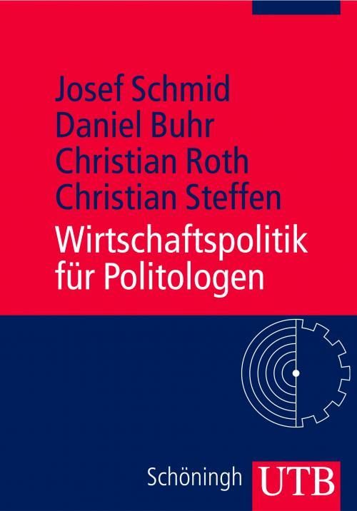 Wirtschaftspolitik für Politologen cover