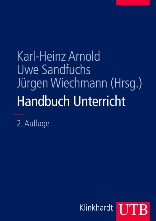 Handbuch Unterricht cover