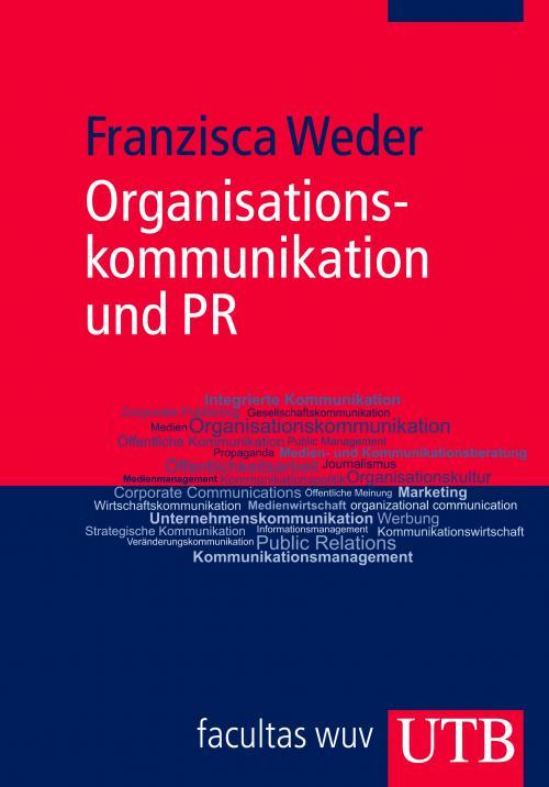 Organisationskommunikation und PR cover