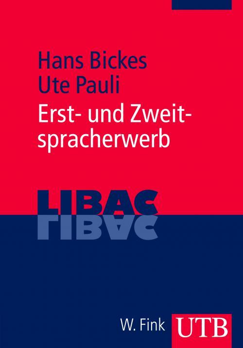 Erst- und Zweitspracherwerb cover