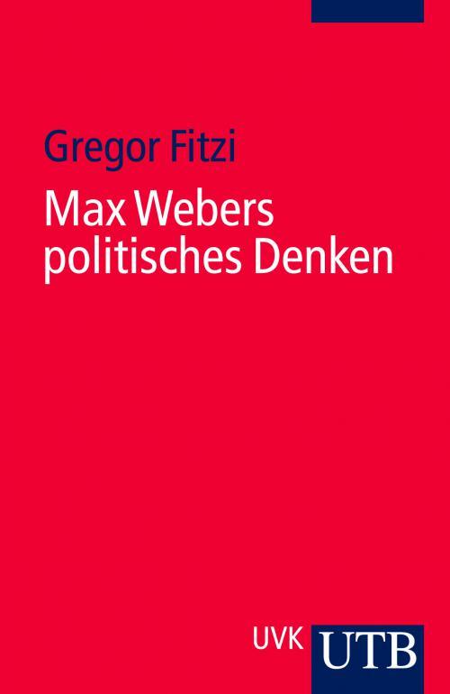 Max Webers politisches Denken cover