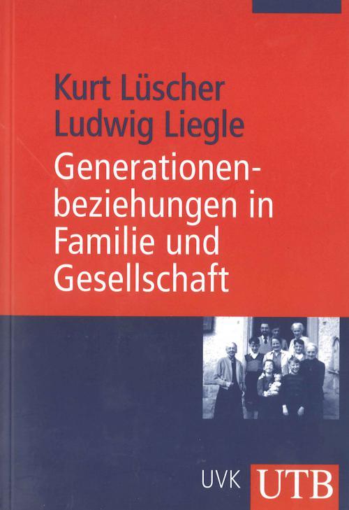Generationenbeziehungen in Familie und Gesellschaft cover