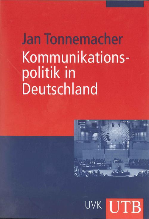 Kommunikationspolitik in Deutschland cover