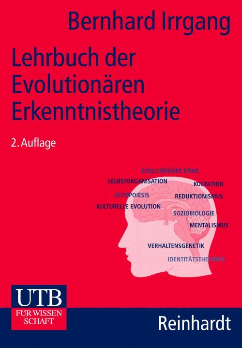 Lehrbuch der Evolutionären Erkenntnistheorie cover